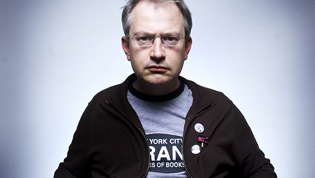 Scared To Dance: Robin Ince