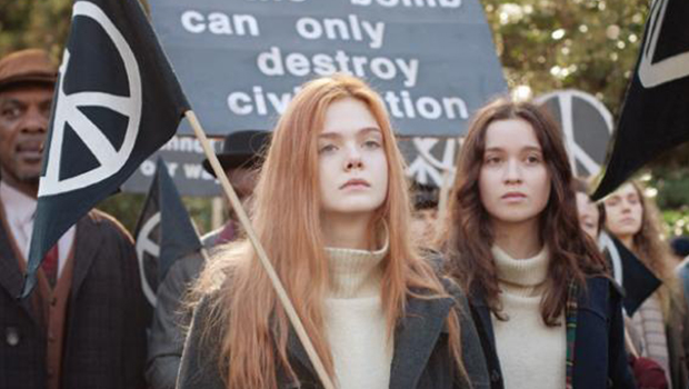 Greenpeace screening: La Jet�e + Ginger and Rosa