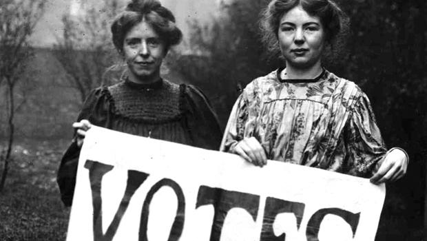 Suffragette + Panel