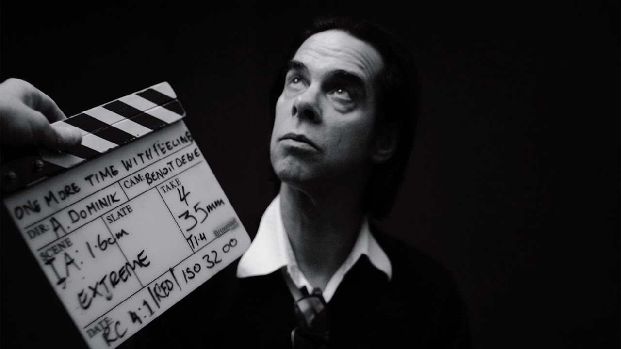 Nick Cave:  One More Time With Feeling (Encore Presentation)