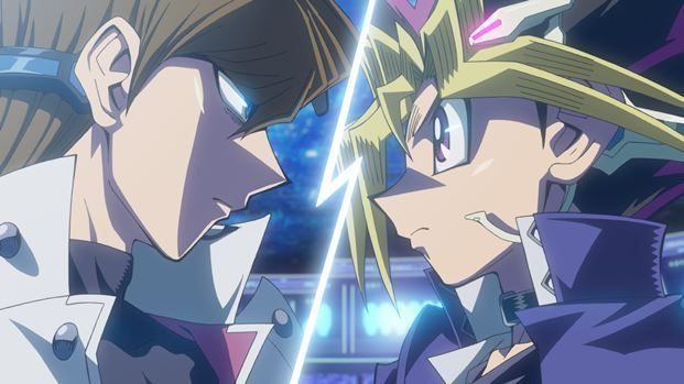 Yu Gi Oh! The Dark Side of Dimensions