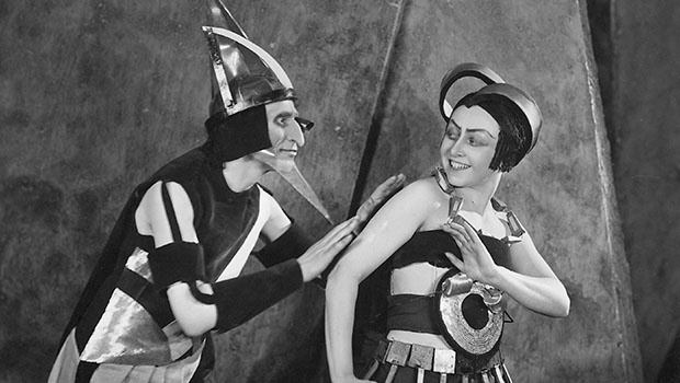 Fashion in Film - Aelita + Panel Discussion
