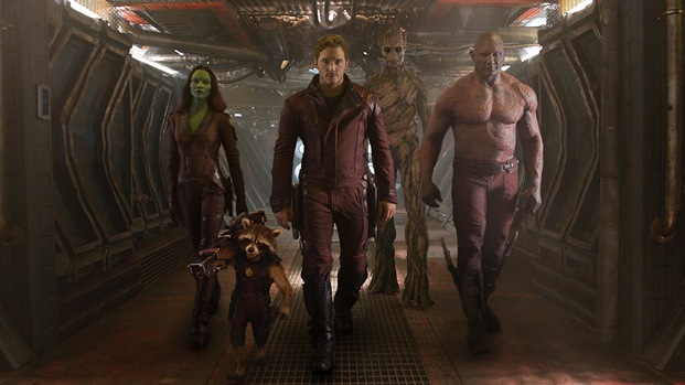 Guardians Of The Galaxy Double Bill