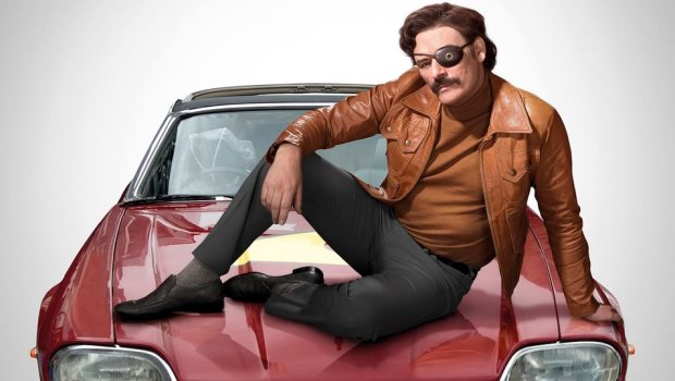 Mindhorn + Q&A with Julian Barrat and Simon Farnaby