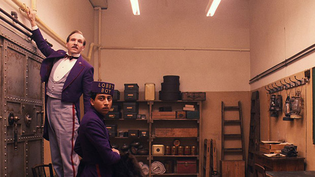 The Grand Budapest Hotel -