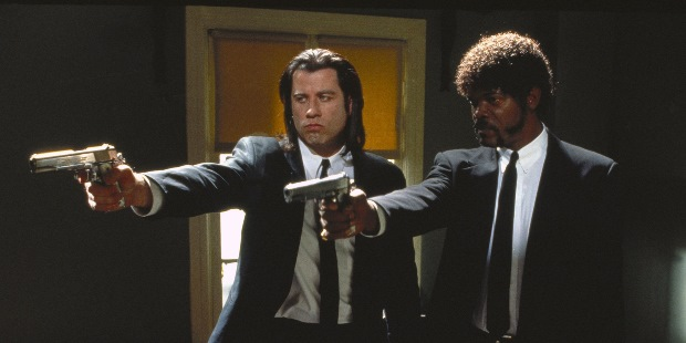 Our Screen + Amazon Student Present: Pulp Fiction