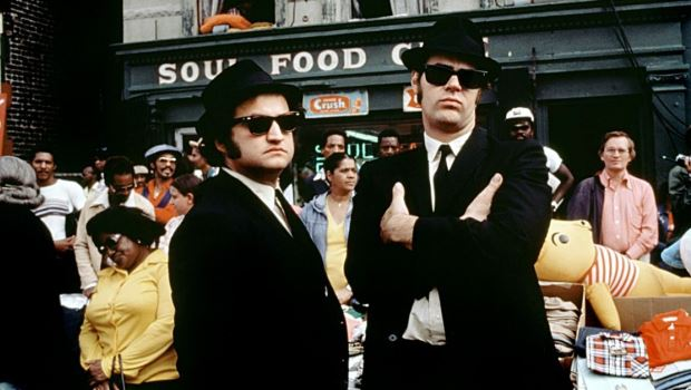 The Blues Brothers + Live Blues All Night