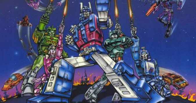 Genesis Rep - The Transformers: The Movie