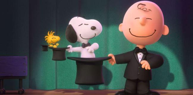 Snoopy & Charlie Brown: The Peanuts Movie