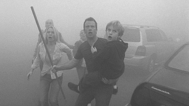 The Mist B&W - Stephen King: A Different Season