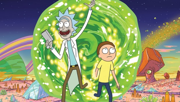 Booze TV: Ricksy Business - A Night Of Rick & Morty
