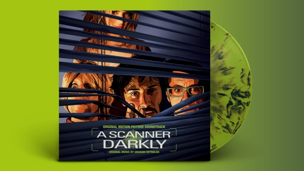 A Scanner Darkly 35mm +  Q&A and Live Demo from Graham Reynolds