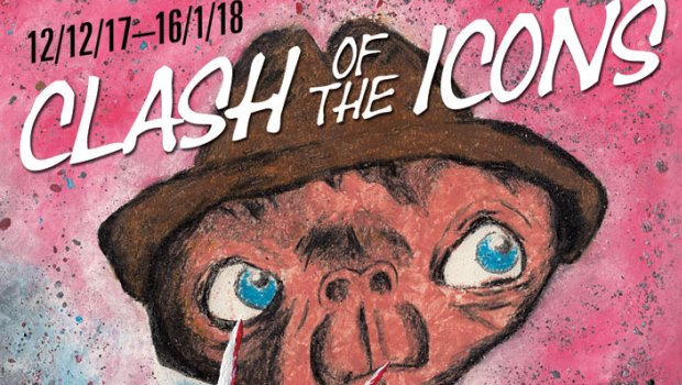 Clash of the Icons - Art Exhibition