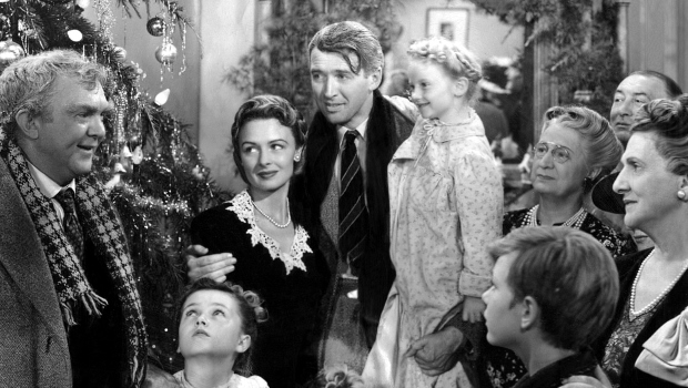 It's a Wonderful Life + Mince Pies & Mulled Wine