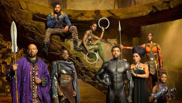 Black History Walks Presents: Black Panther + Q&A