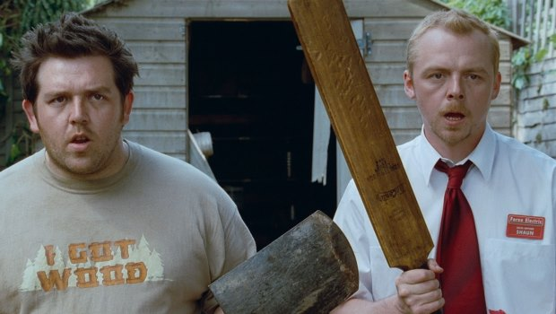 Shaun Of The Dead - Movies By Barlight