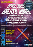 Space Quest Galaxy Wars