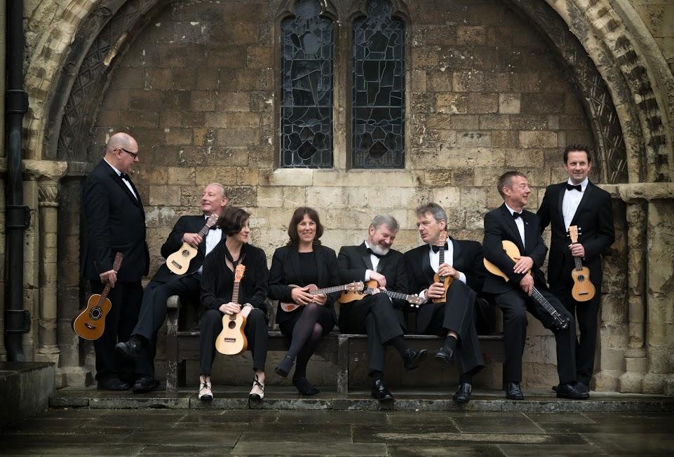 The Ukulele Orchestra of GB