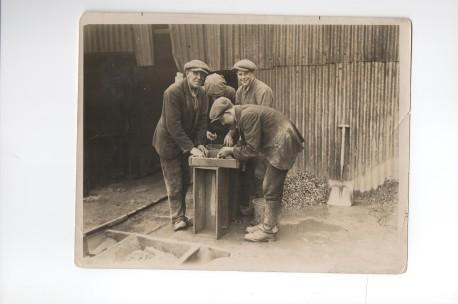 Lead Mining Archaeology