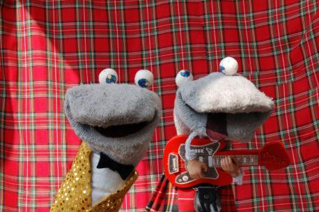 Scottish Sock Puppet Theatre