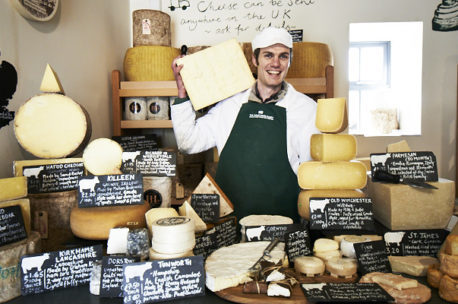 Cheesemaking with Andy Swinscoe