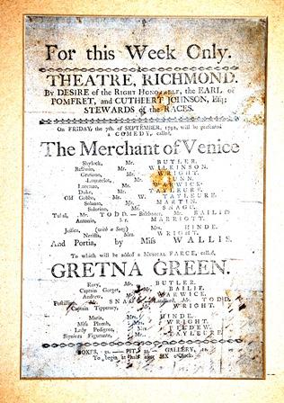 GF17: Mrs Inchbald's Shoe Repairs - Actor's Travels