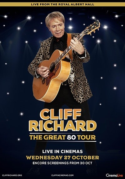 Cliff Richard – The Great 80 Tour