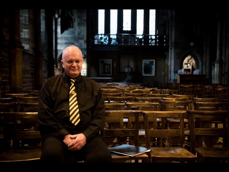 A celebration of Iain Donald's impending retirement