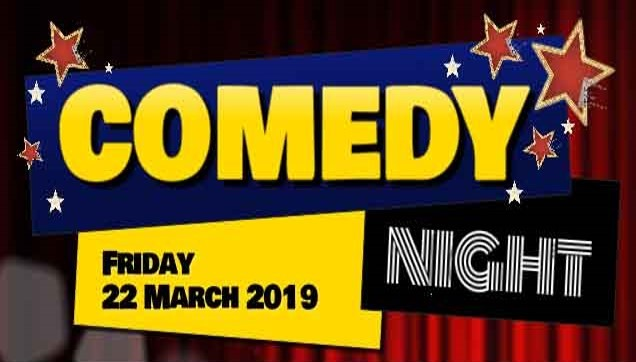 HSPA Comedy Night 2019