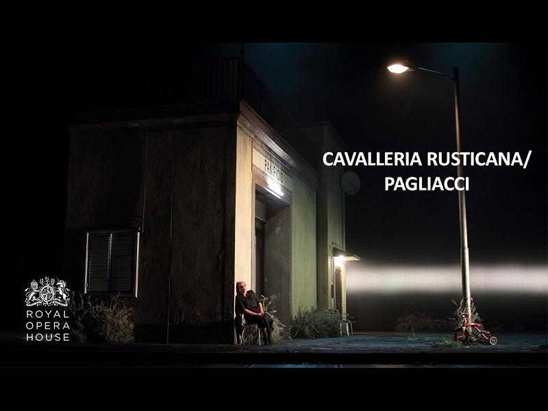 ROH Live: Cavalleria Rusticana/ Pagliacci (Live)