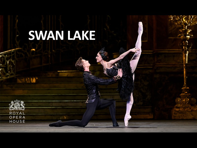 ROH Live: Swan Lake (Encore)