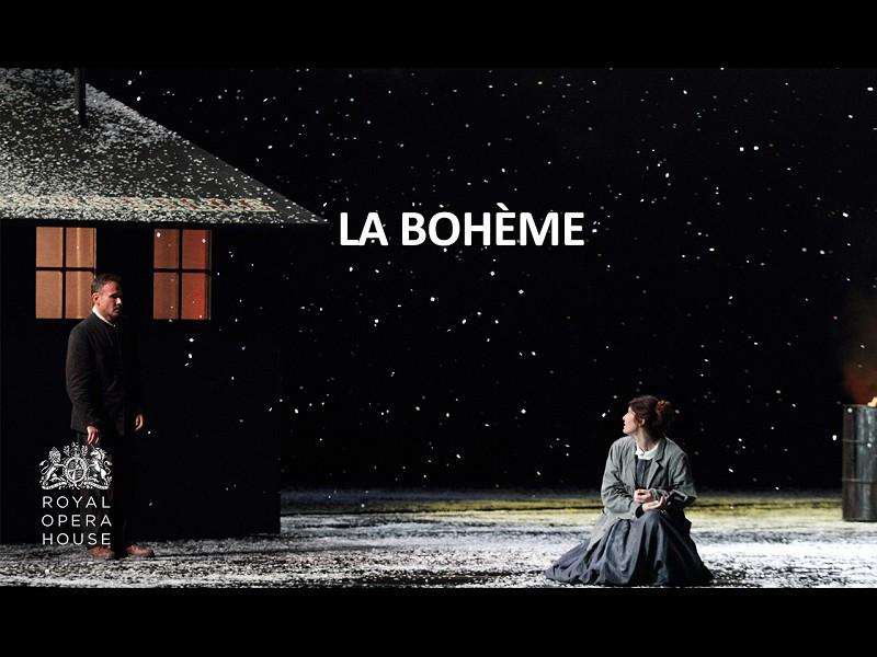 ROH Live: La bohème (Live)