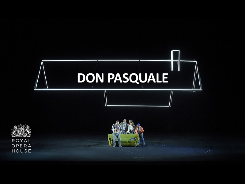 ROH Live: Don Pasquale (Live)