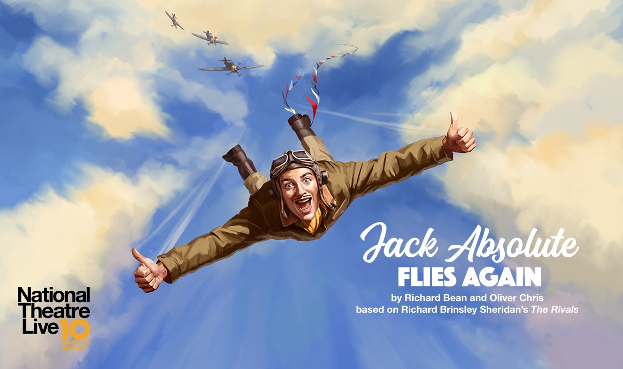 NT Live: Jack Absolute Flies Again