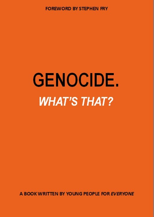 Genocide. What's that?