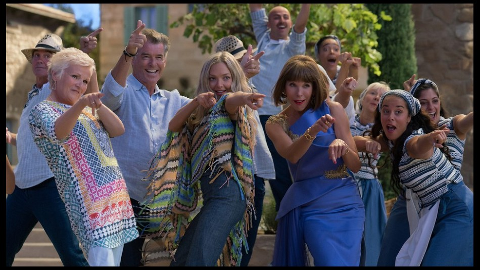 Mamma Mia 2! Sing Along