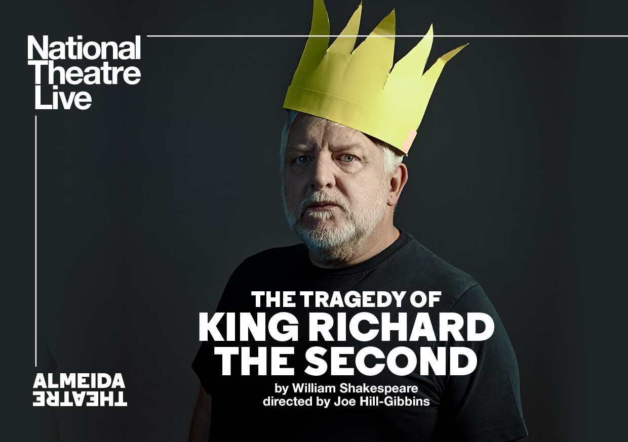 NT Live: The Tragedy of King Richard II Image
