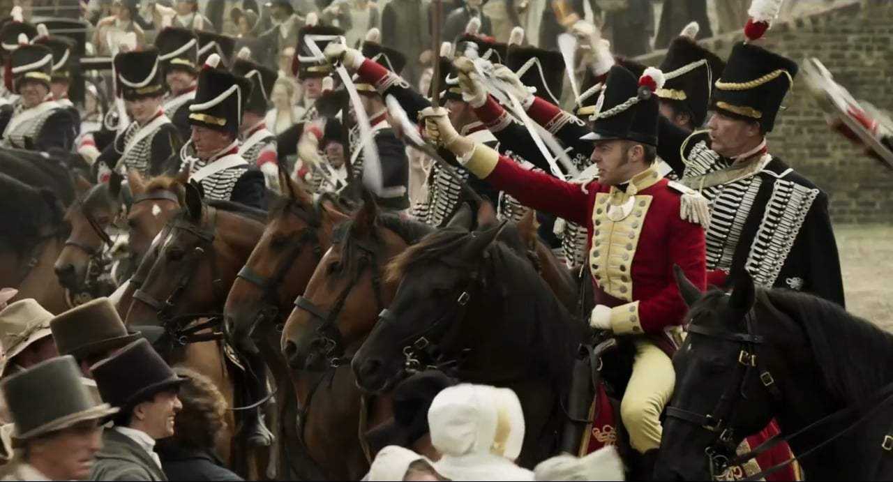 SILVER SCREENING: Peterloo