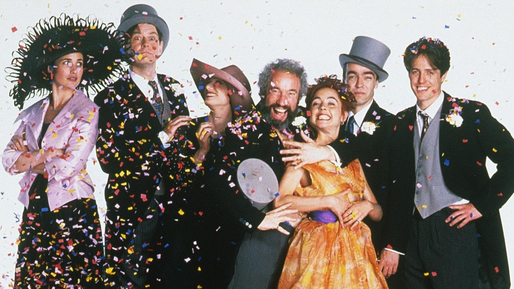 Four Wedding and a Funeral (1994) Image