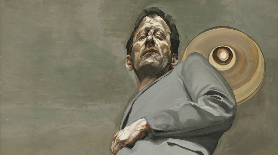 EOS - Lucian Freud: A Self Portrait