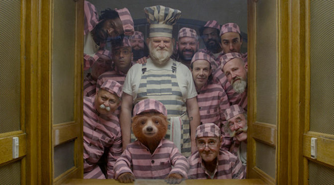 Baby and Me: Paddington 2