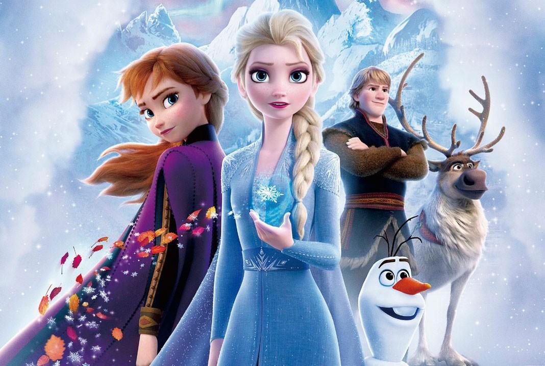 Baby & Me: Frozen 2