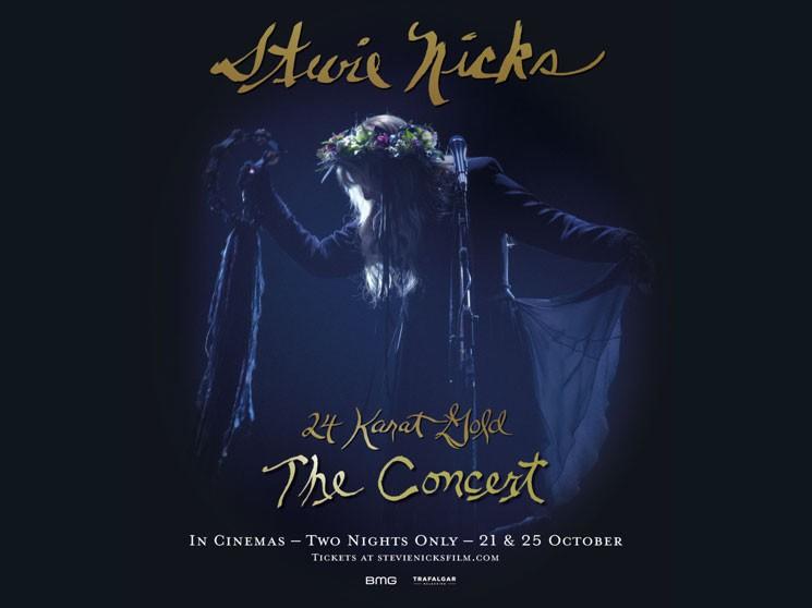 Stevie Nicks : 24 Karat Gold - The Concert
