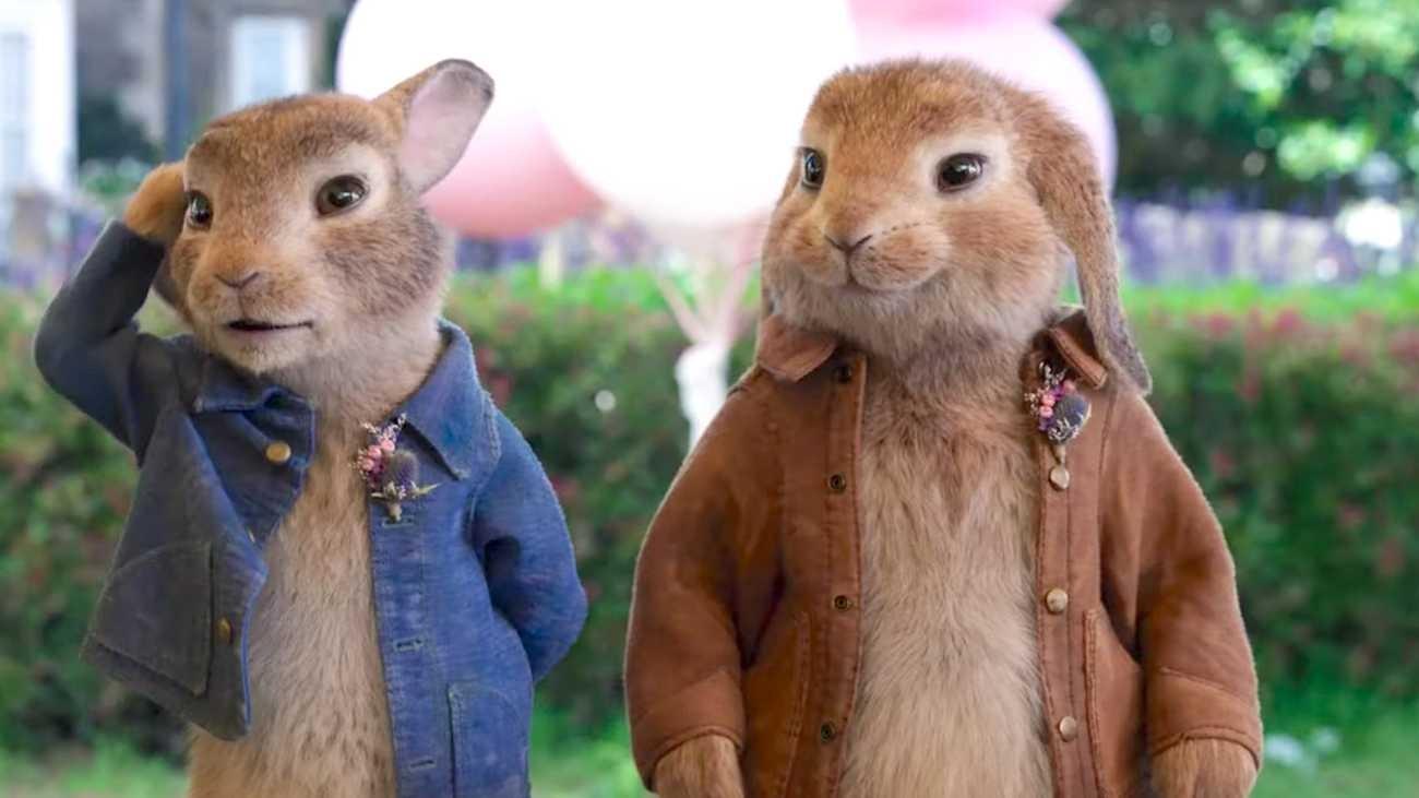 Kids Club: Peter Rabbit 2