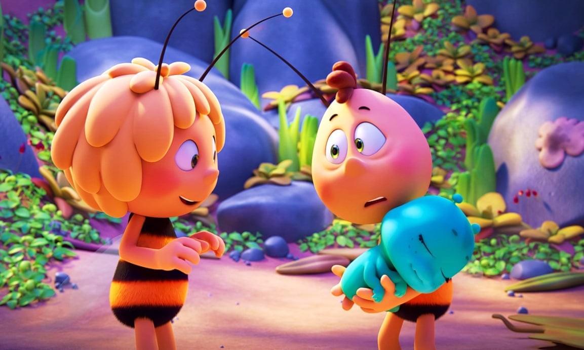 Kids Club: Maya the Bee 3: The Golden Orb