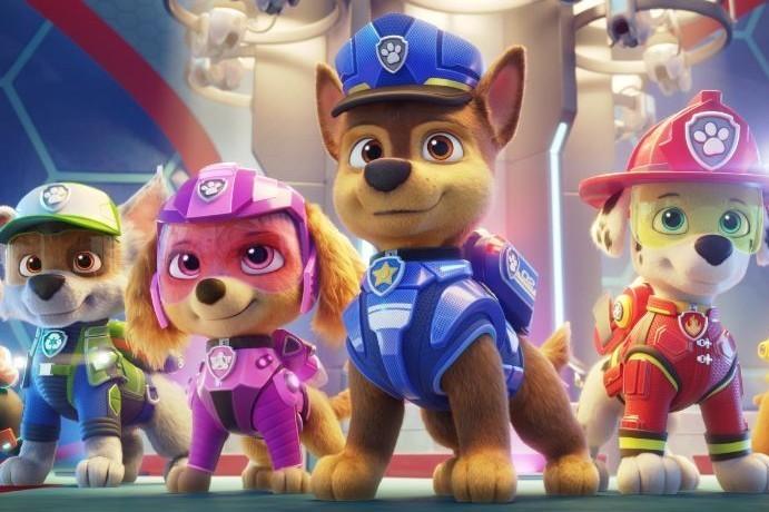 Kids Club: Paw Patrol: The Movie