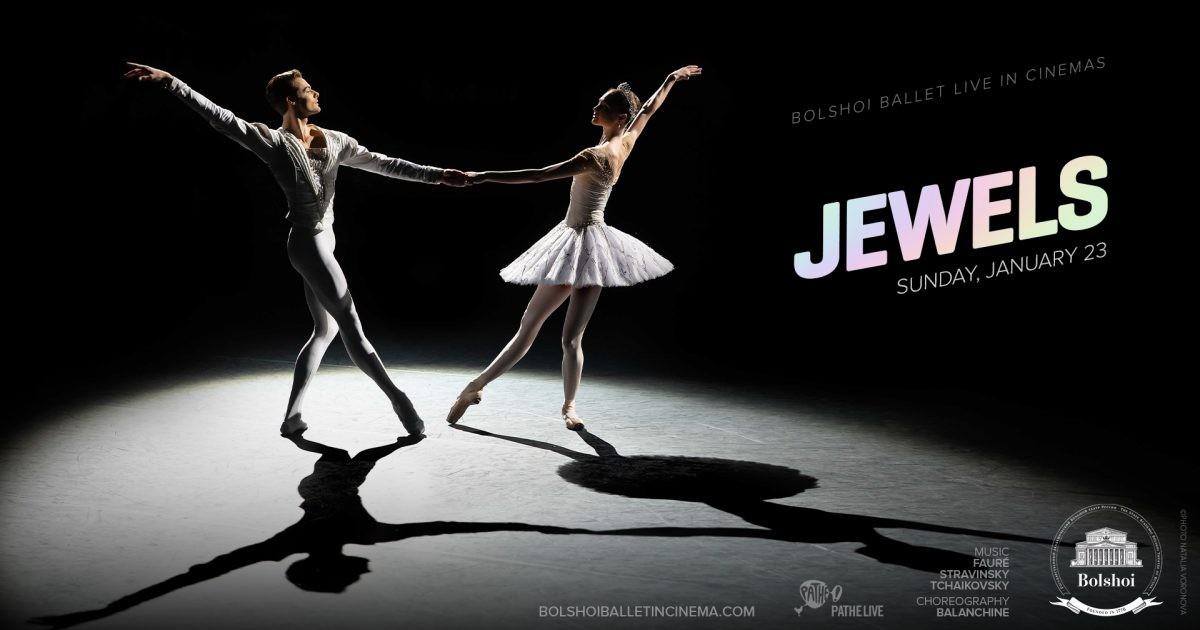 Bolshoi Ballet: Jewels Live (2022)