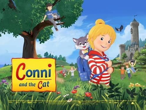 Kids Club: Conni and the Cat