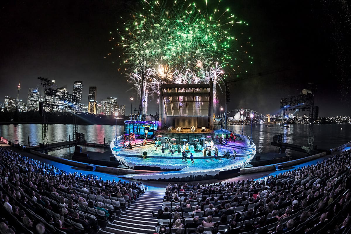 La Bohème on Sydney Harbour Image