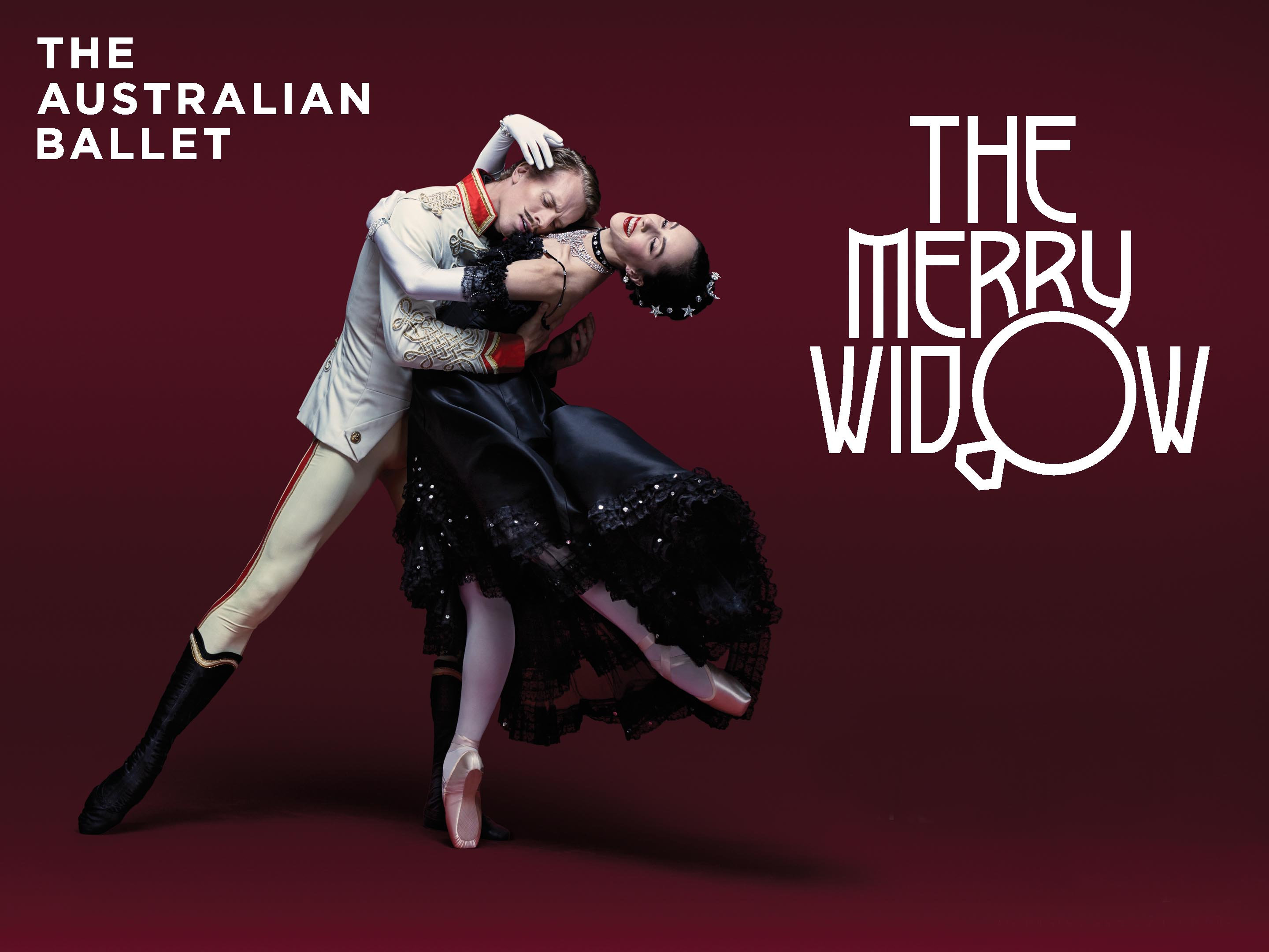 The Austrailan Ballet: The Merry Widow Image